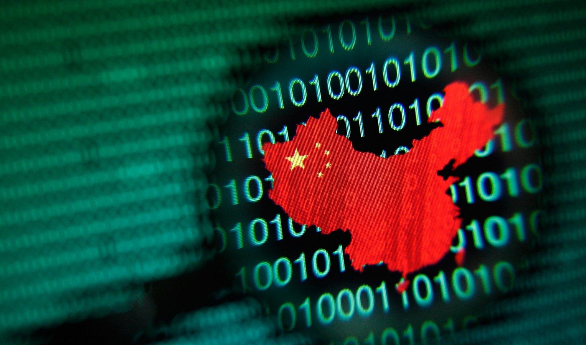 cyber militer china