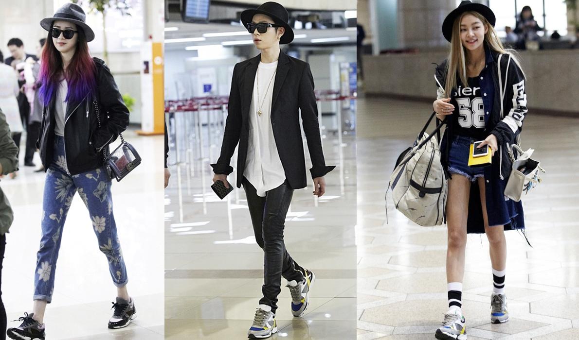 fashion di bandara