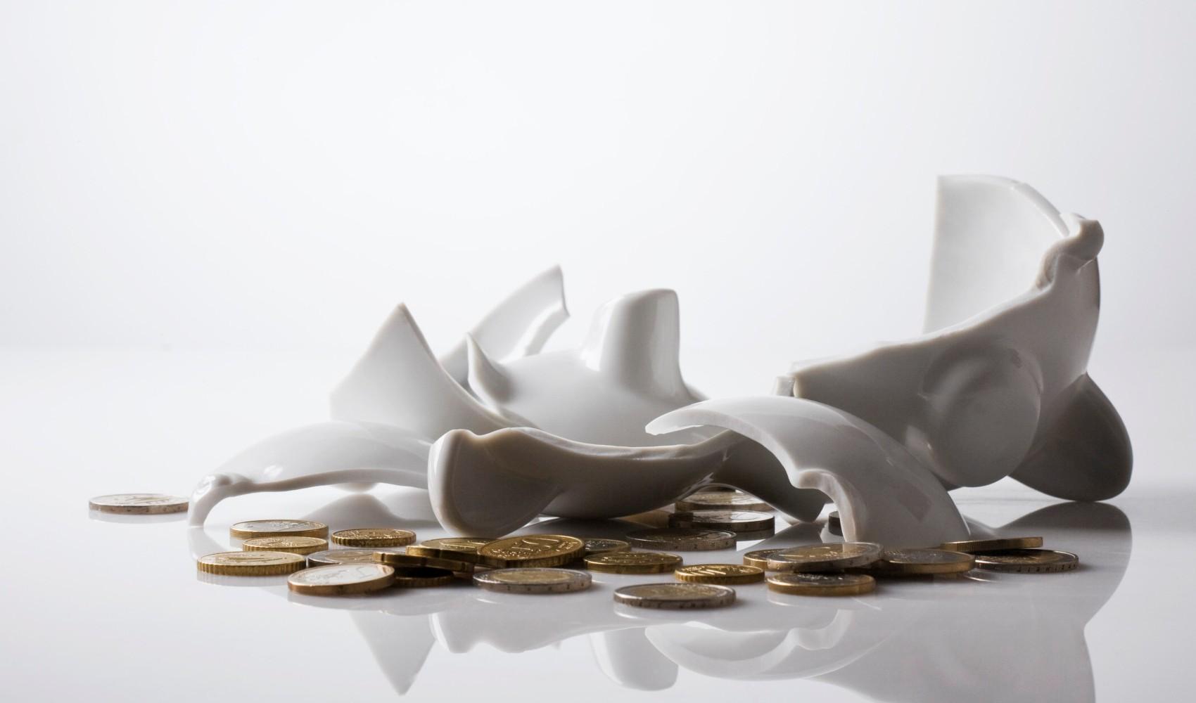bencana keuangan