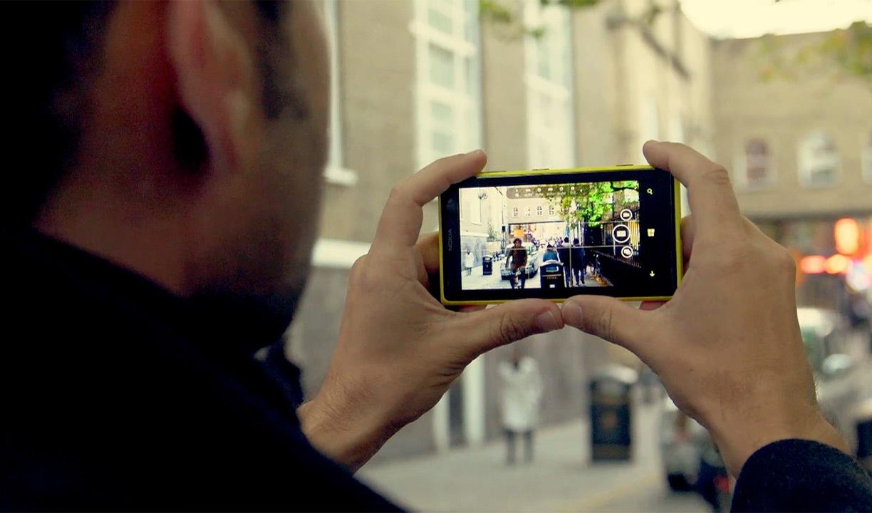 hasil foto smartphone bagus