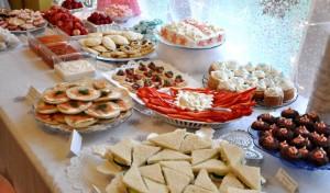 makanan di pesta