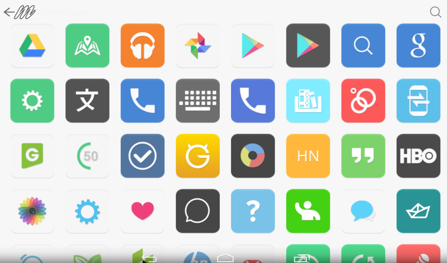 ikon aplikasi