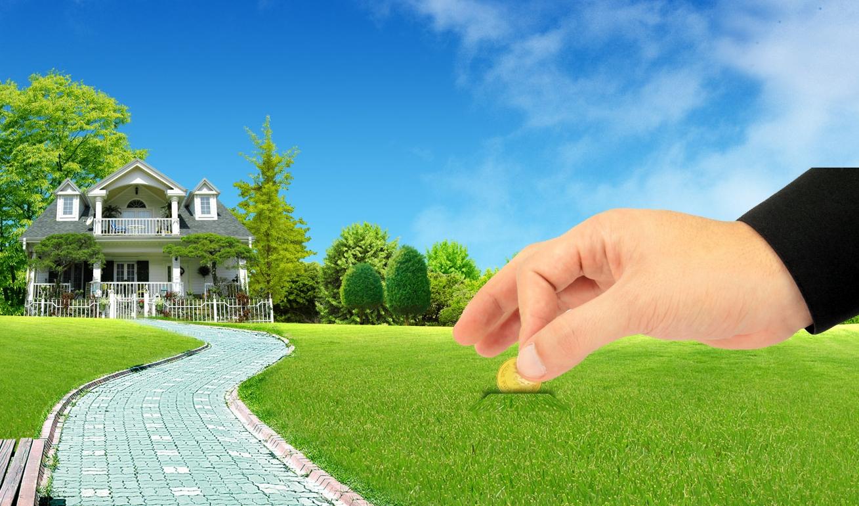 investasi tanah