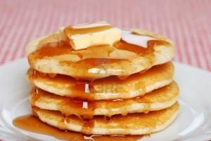 pancake dan sirup