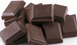 coklat hitam untuk kecantikan