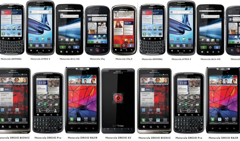 memilih ponsel android