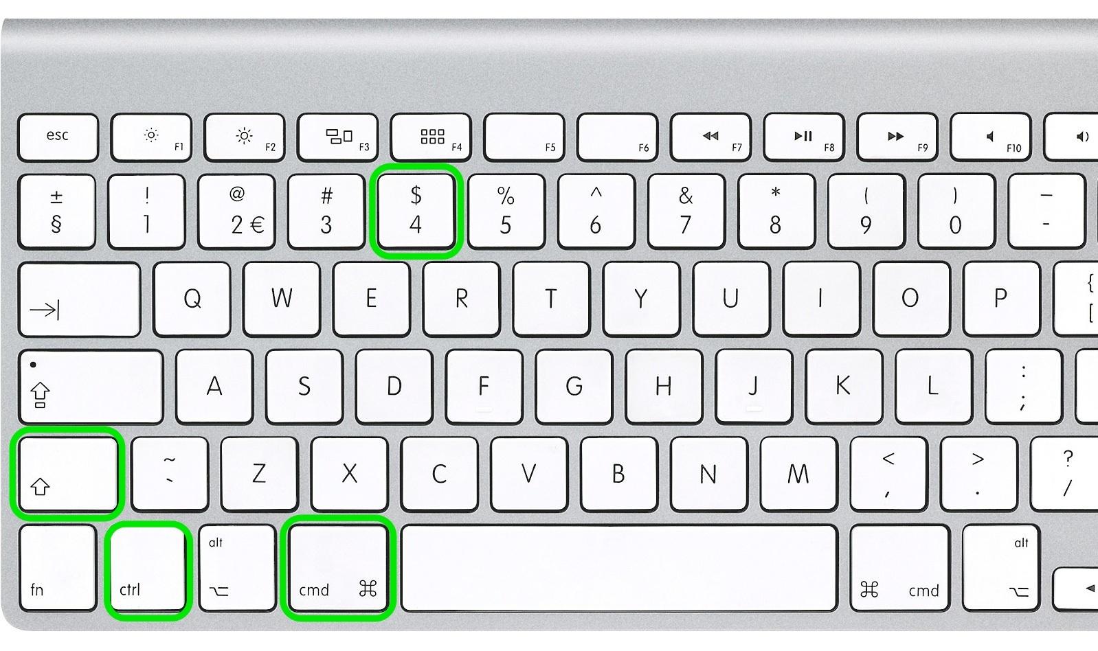 print screen mac