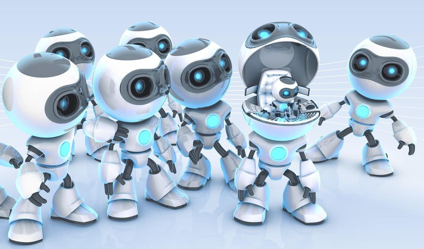 pekerjaan robot