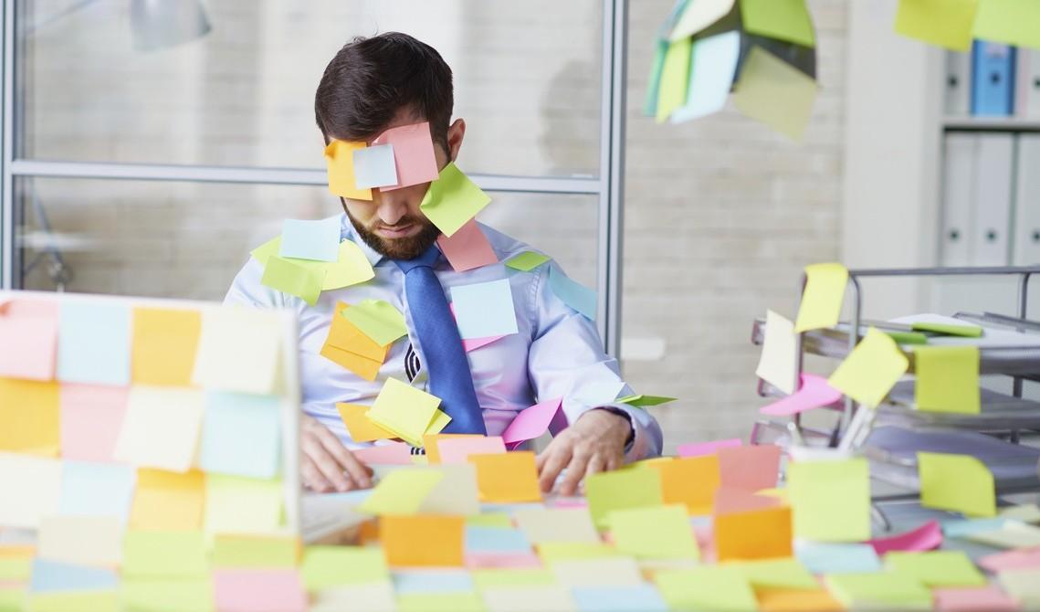 kebiasaan buruk di tempat kerja
