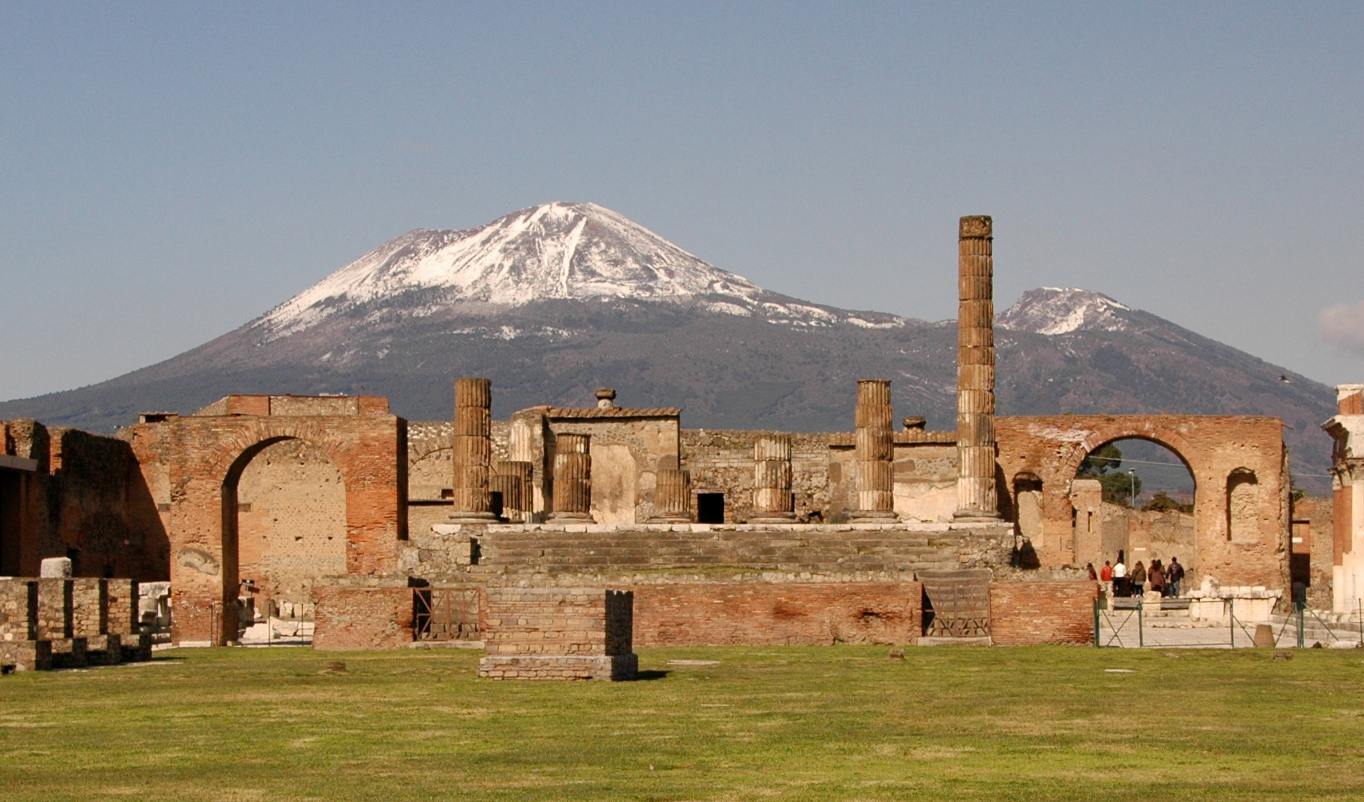 wisata italia