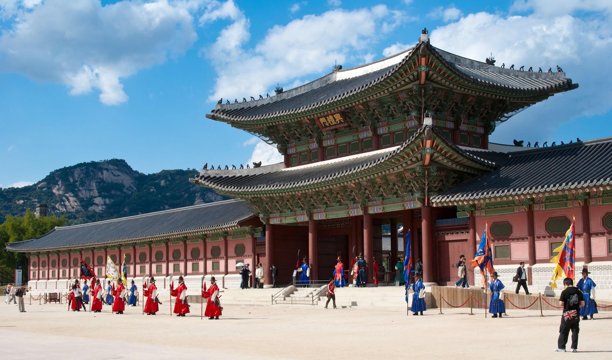 10 Tempat Wisata Sejarah di Korea Selatan  CSD News