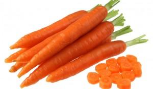 wortel untuk kecantikan