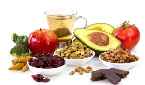 makanan antioksidan