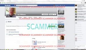 penipuan facebook