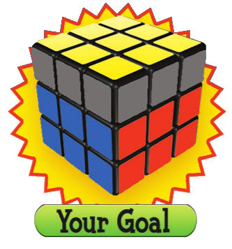 2.Menyelesaikan kotak warna kuning
