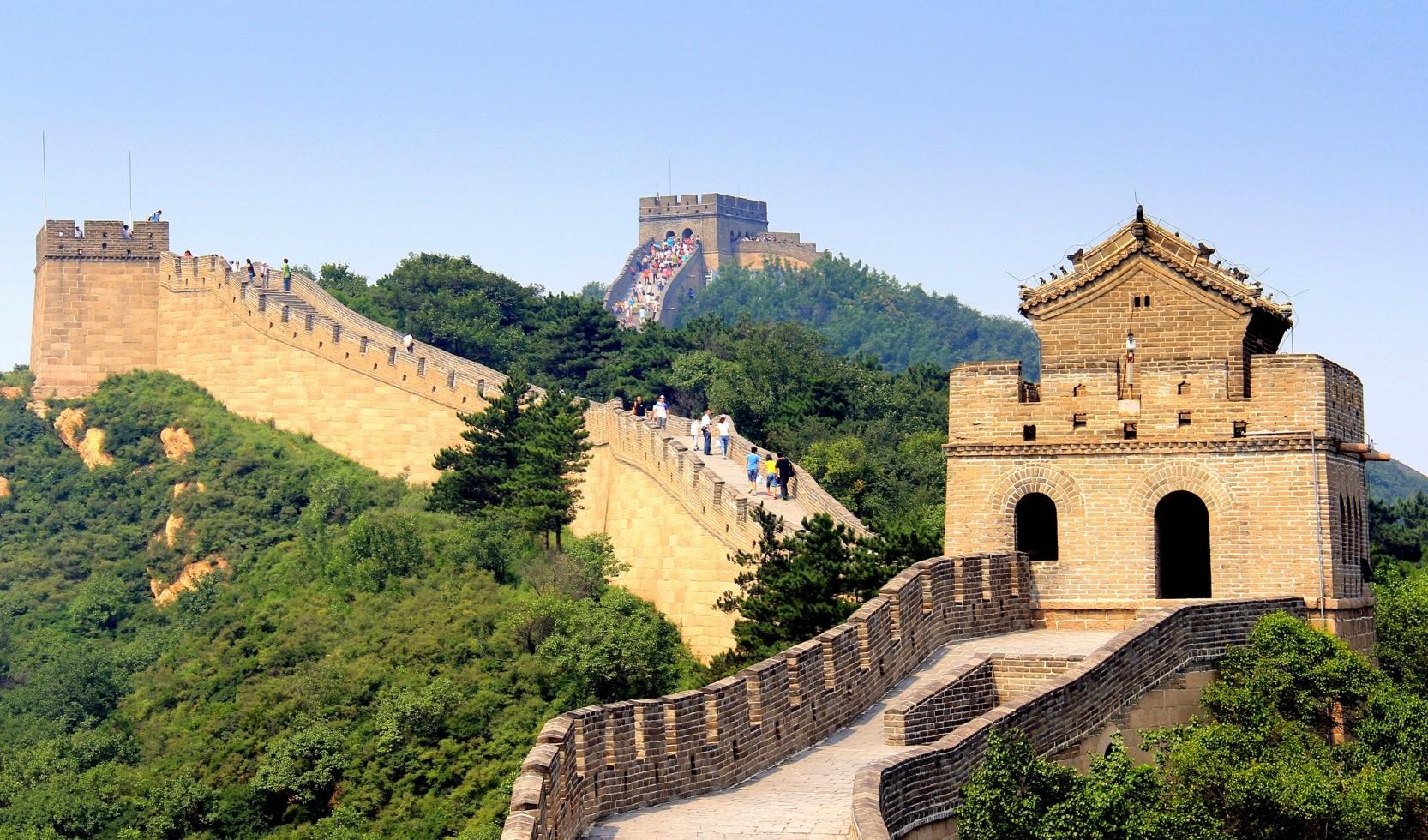 wisata china