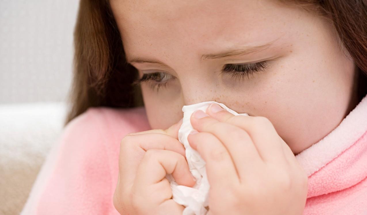 anak flu atau alergi