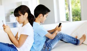 penggunaan internet oleh anak
