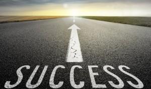 keberanian menuju sukses