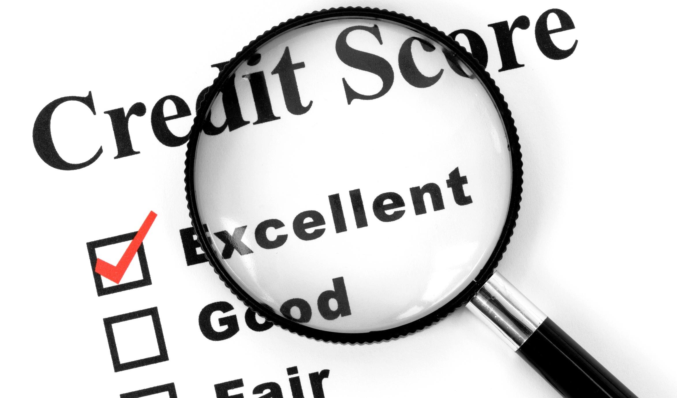 meningkatkan skor kredit
