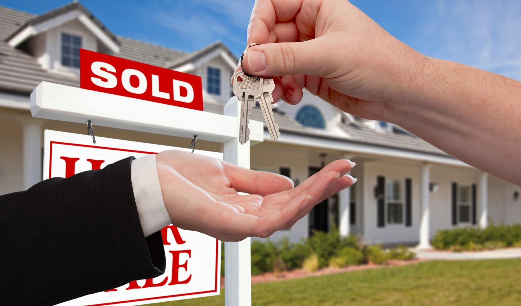 menjual rumah untuk pertama kali