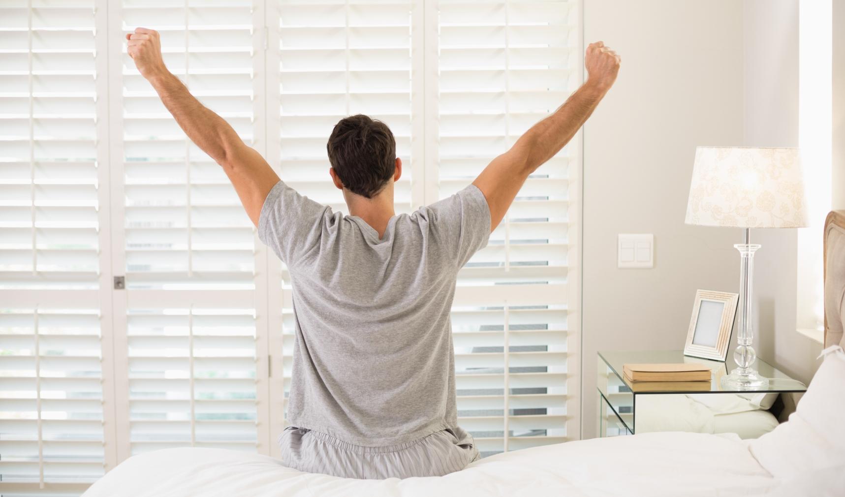 tips bangun pagi