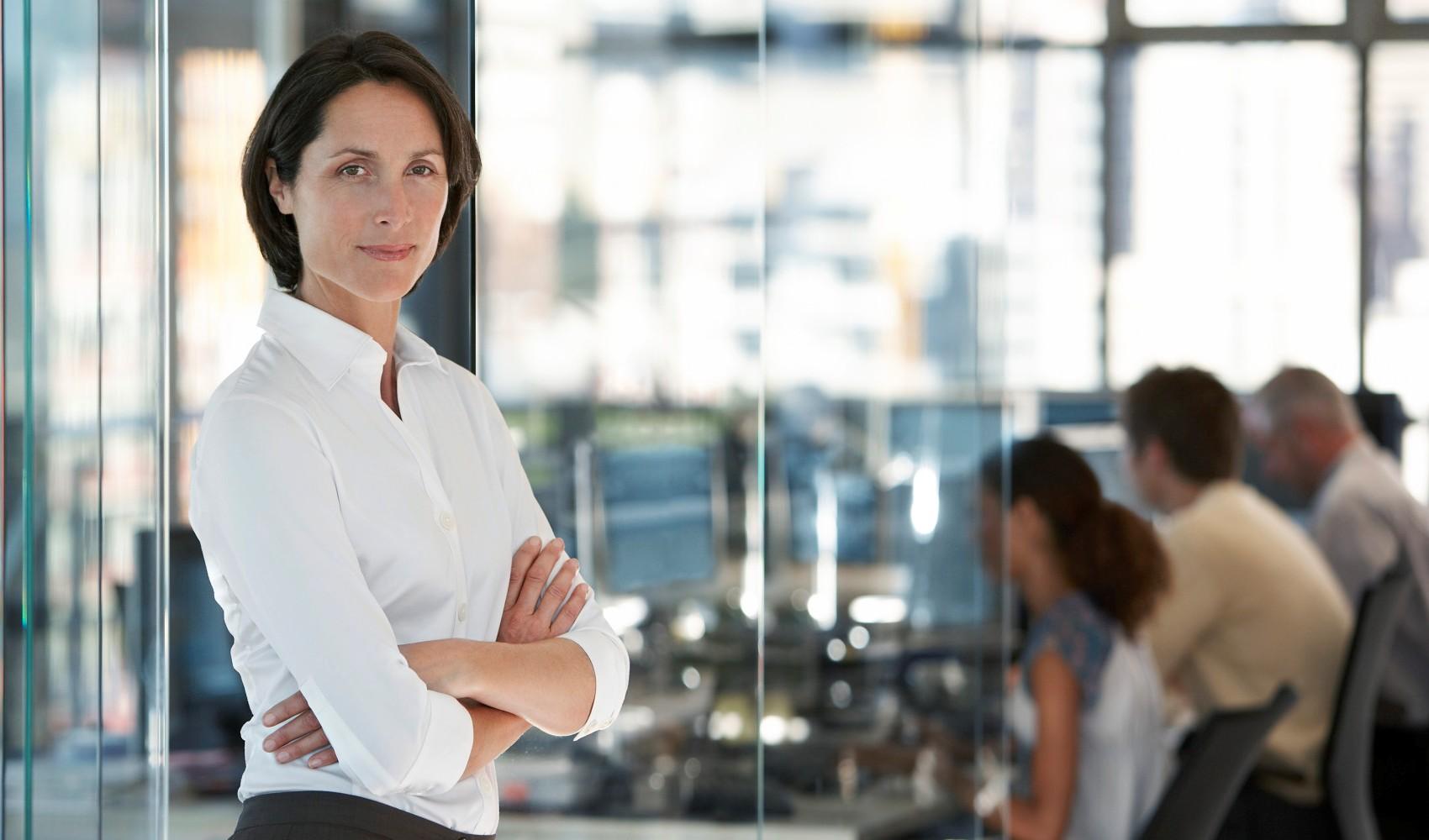 entrepreneur wanita sedikit