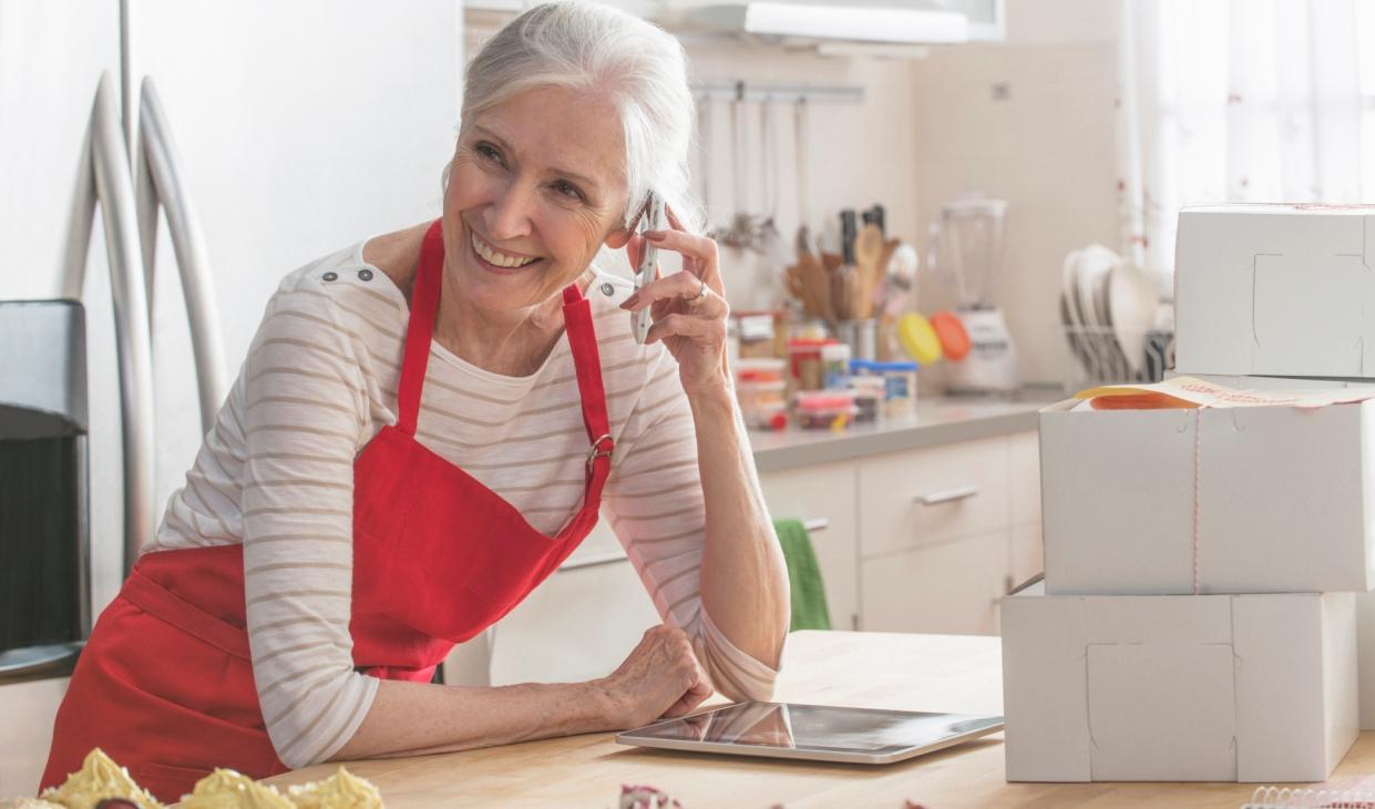 bisnis untuk pensiunan