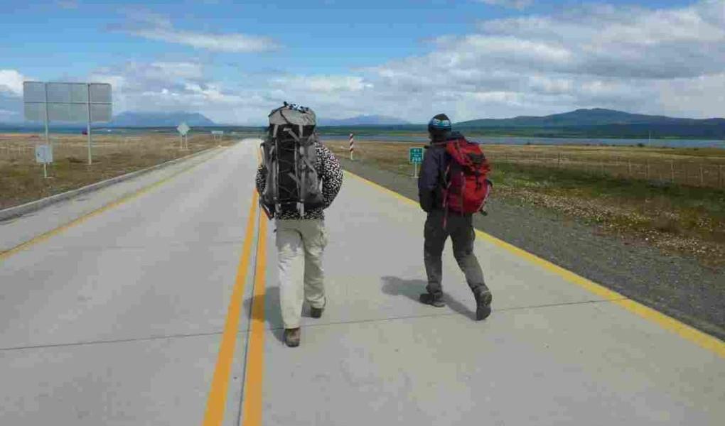 jalan kaki saat traveling