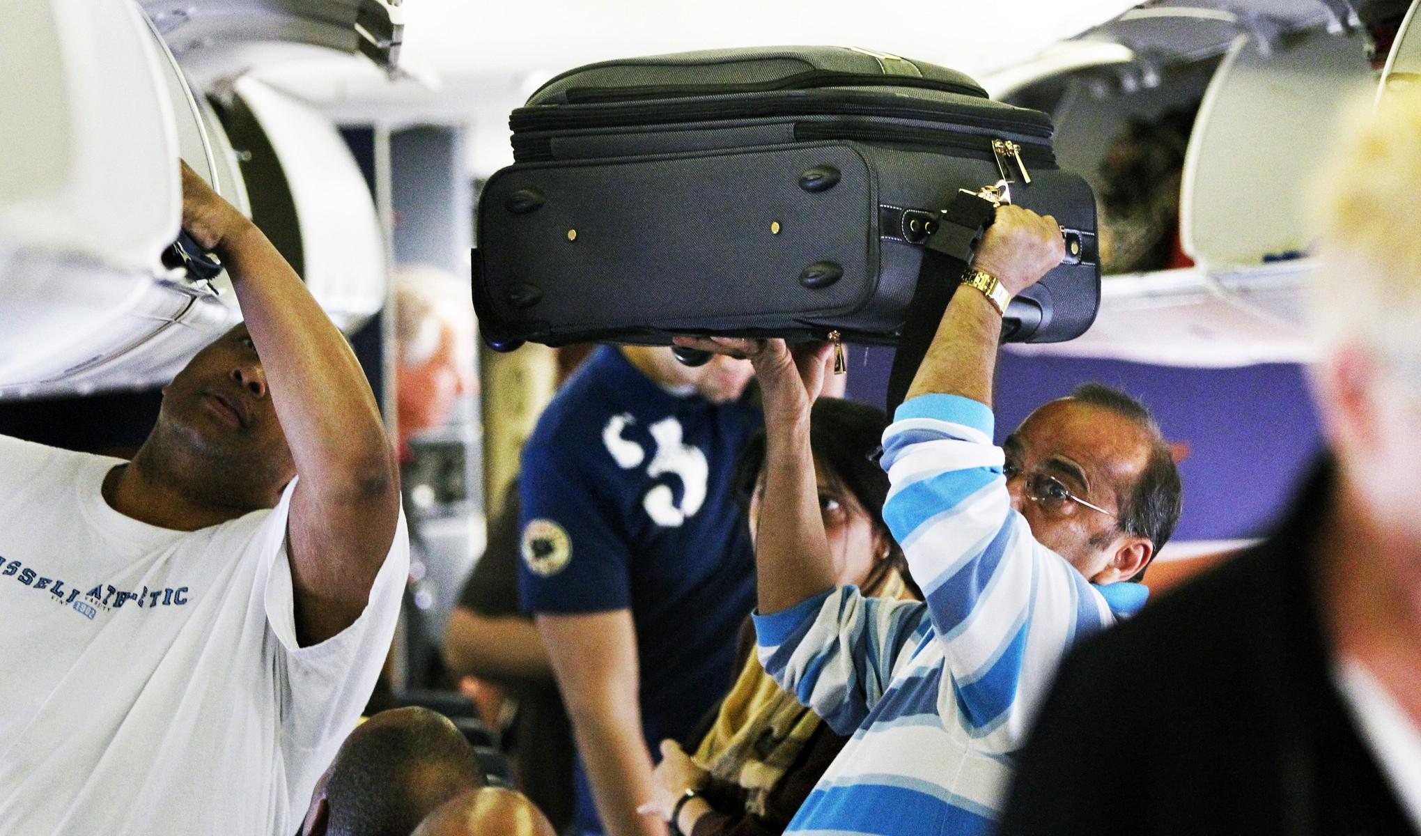kesalahan budget traveler bagasi