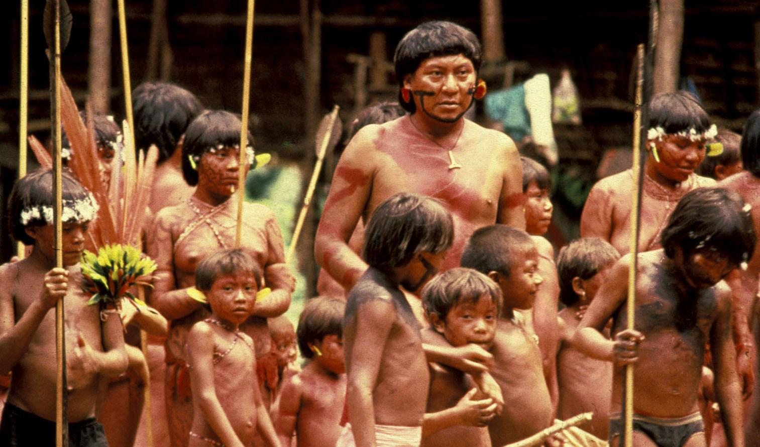 suku yang hidup tanpa uang