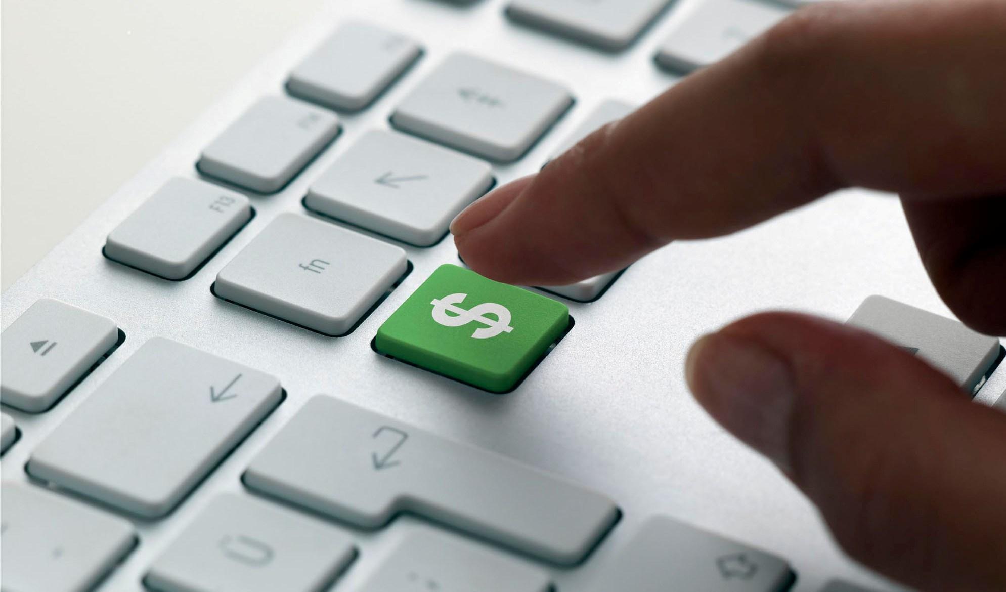informasi finansial