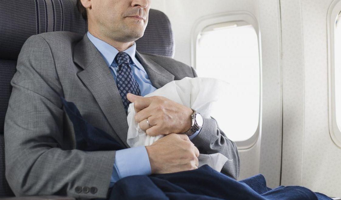 kecemasan perjalanan udara
