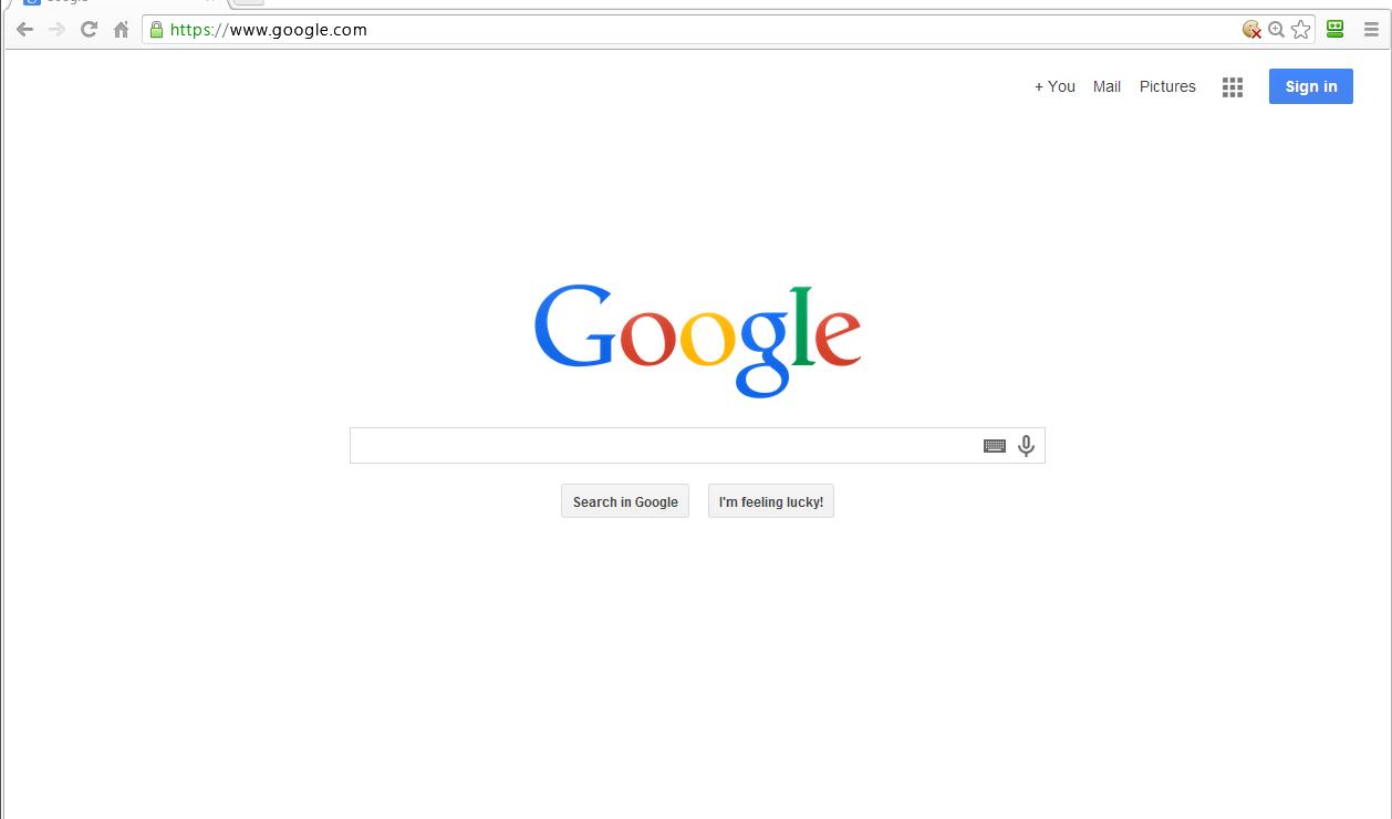 mempercepat browser chrome