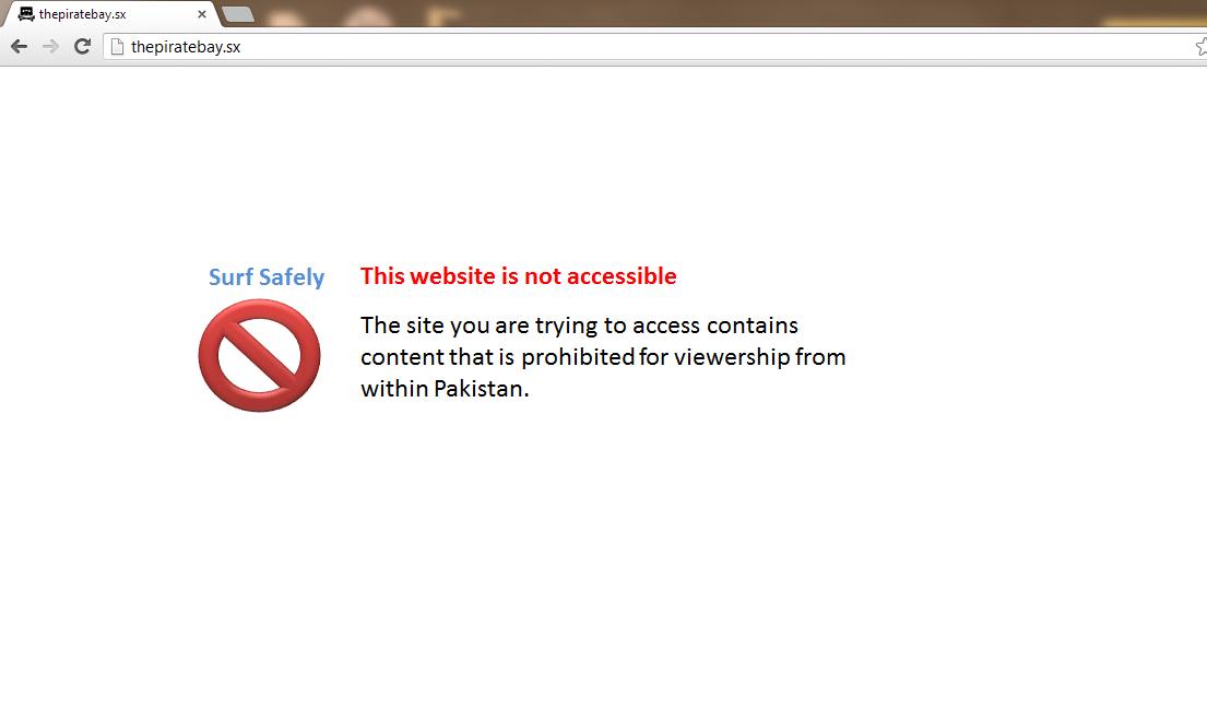 mengakses situs yang diblokir
