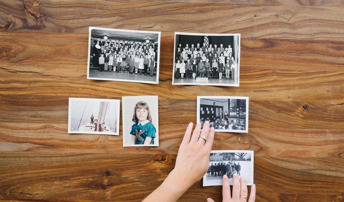 scanning foto lama