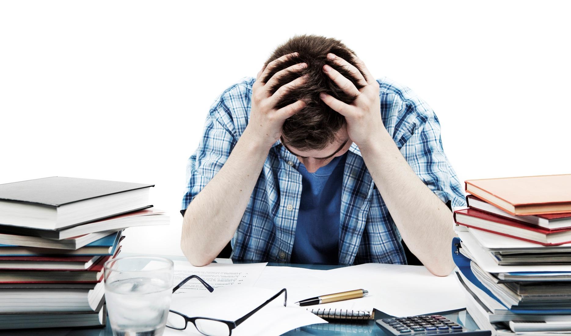 stres bisa sebabkan penyakit