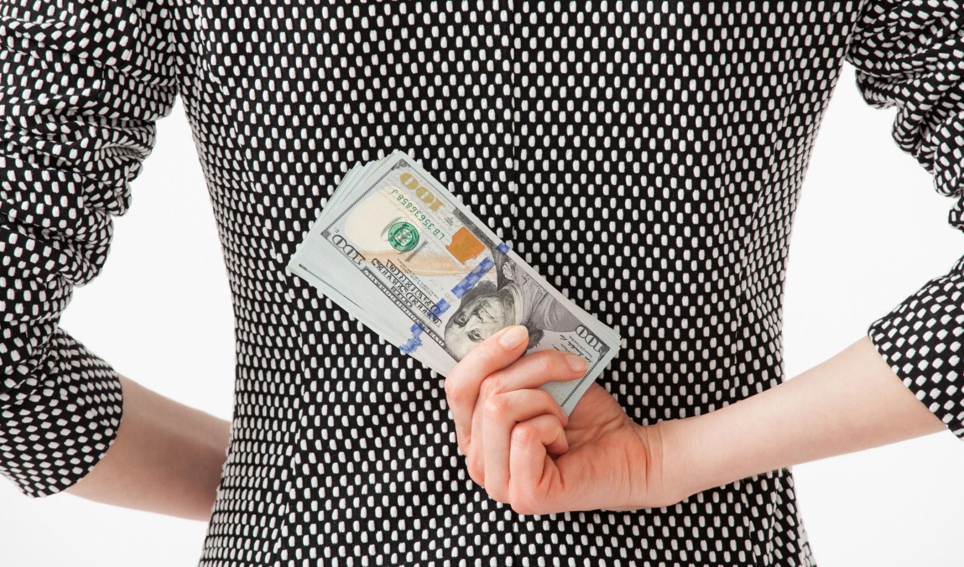 kecurangan finansial dalam pernikahan