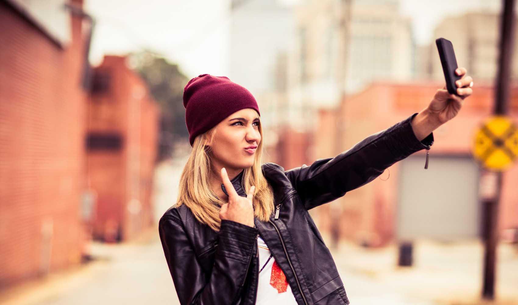 kesalahan selfie