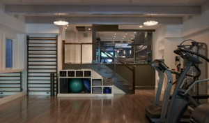 memperbaiki ruang olahraga di rumah