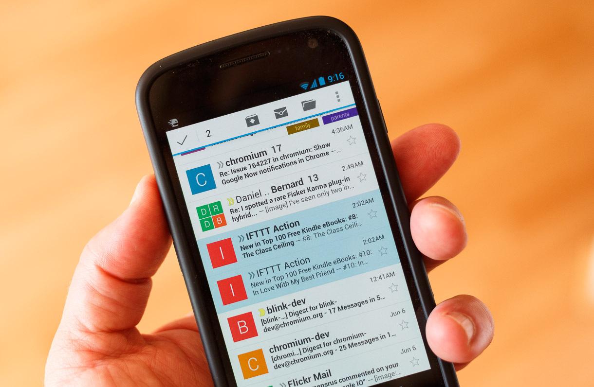trik gmail