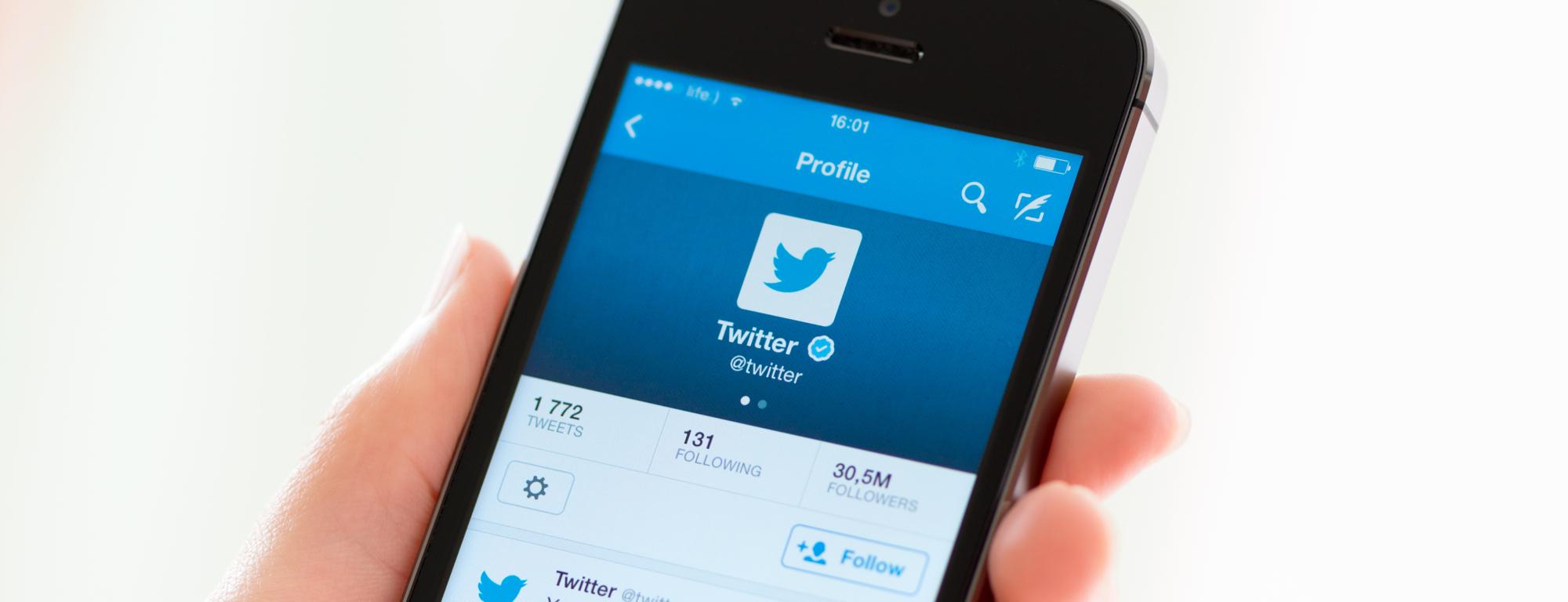 trik twitter