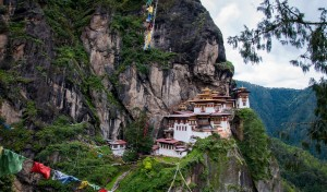 wisata bhutan
