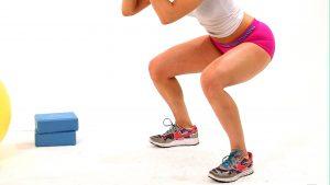 olahraga squat