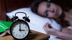 susah tidur di malam hari